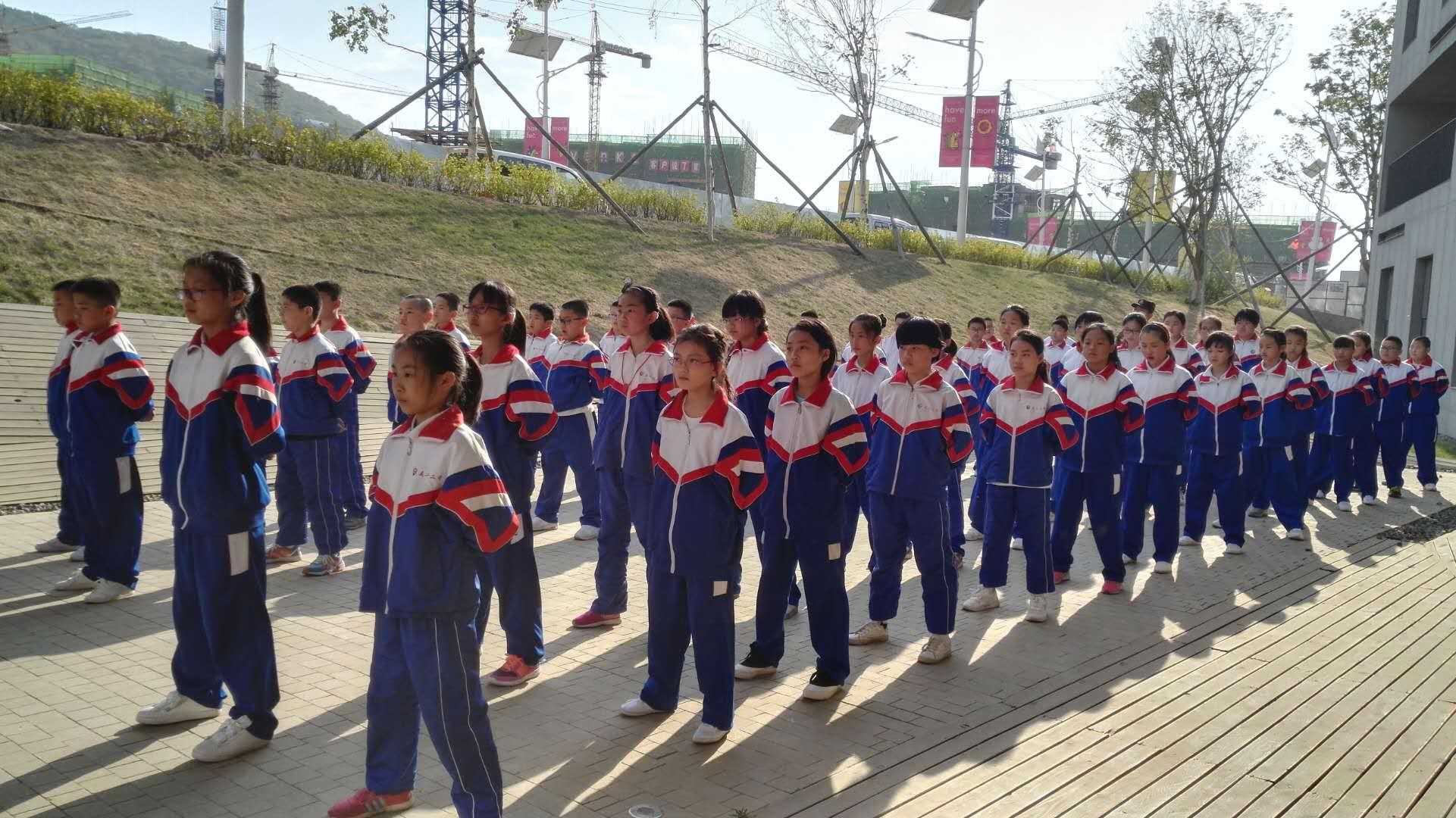2018年52中军事素质提升研学营——小学部