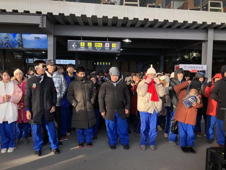 长春市第八十二中学冰雪研学之旅